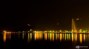Night view, Udaipur