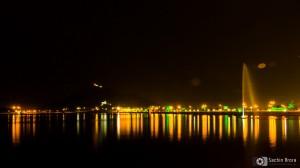 Night view, Udaipur