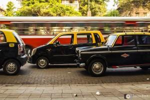 Street view, Mumbai